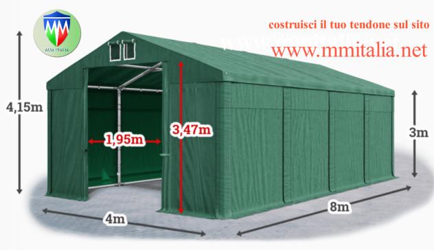 Coperture per protezione Camper Roulotte 4 x 8 prezzi eccezionali - Foto 2