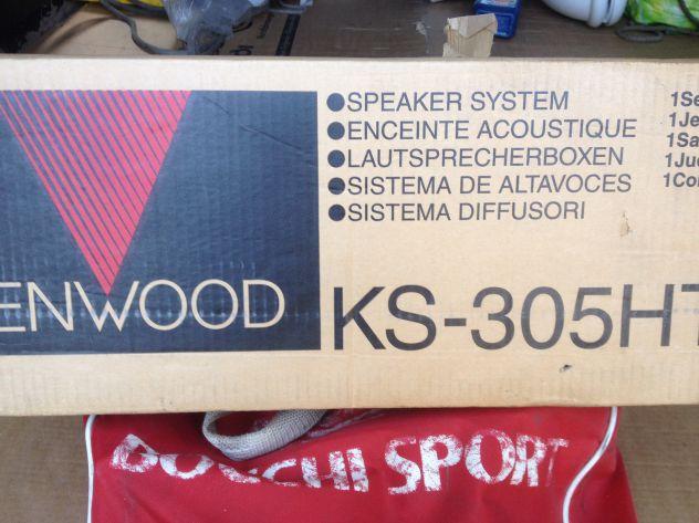 Sistema speaker system kenwood ks-305ht