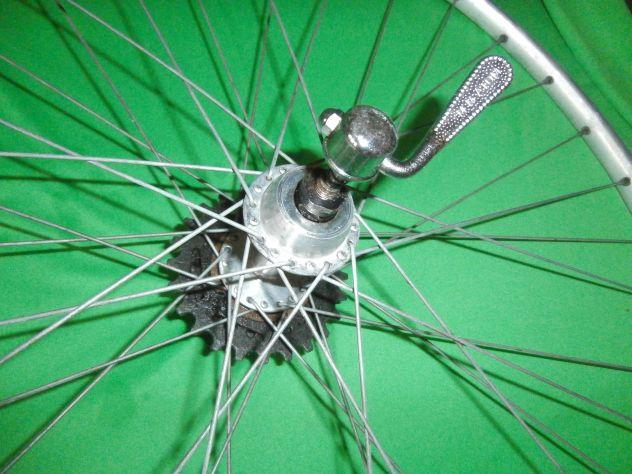 coppia vecchie ruote corsa ATOM - Foto 10