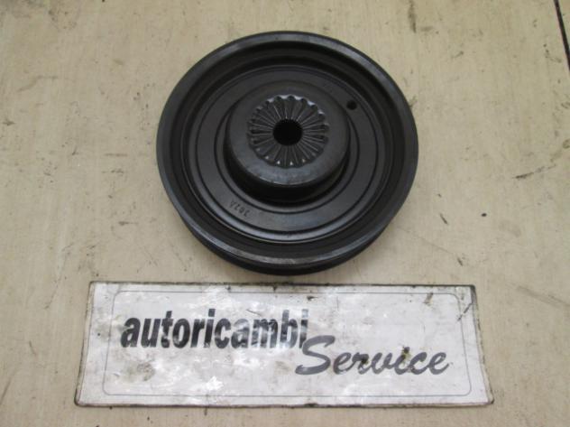 04C105243A PULEGGIA ALBERO MOTORE SEAT MII 1.0 B 55KW 5M 3P (2012) RICAMBIO …