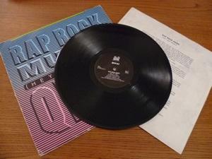 Rap rock music - hey say what 45 maxi single - Foto 4