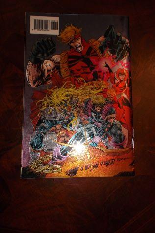 Marvel top 10:vendicatori-la traversata(marvel italia,1996) - Foto 3