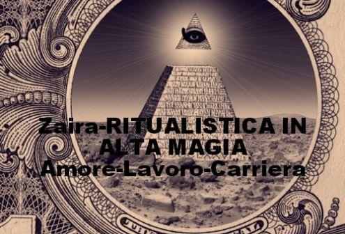 ESOTERISTA di ALTA MAGIA, Potenti Rituali 'Amore, Lavoro, Successo) - Foto 3