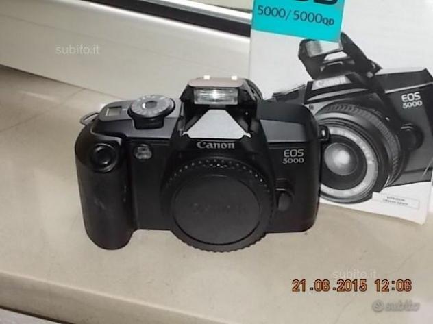 Macchina fotografica canon Usato