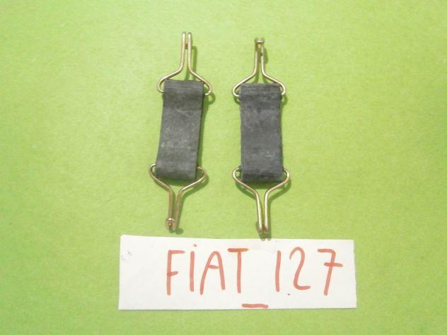 Tiranti sostegno marmitta centrale Fiat 127 1°s prima serie L C CL SPORT &q …