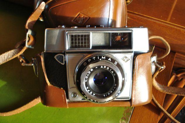 Macchina fotografica AGFA OPTIMA II