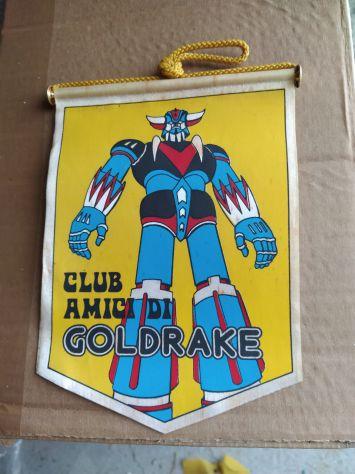 R20-   GAGLIARDETTO GOLDRAKE