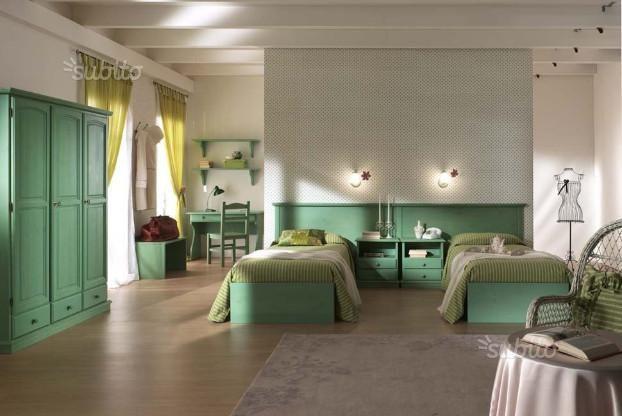 Camere per alberghi in legno nuove