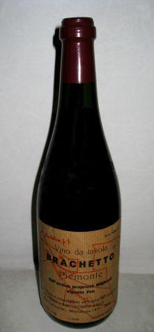 Vino Brachetto 1998