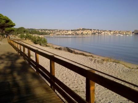 Corsica,  monolocale a 50 metri dalla spiaggia