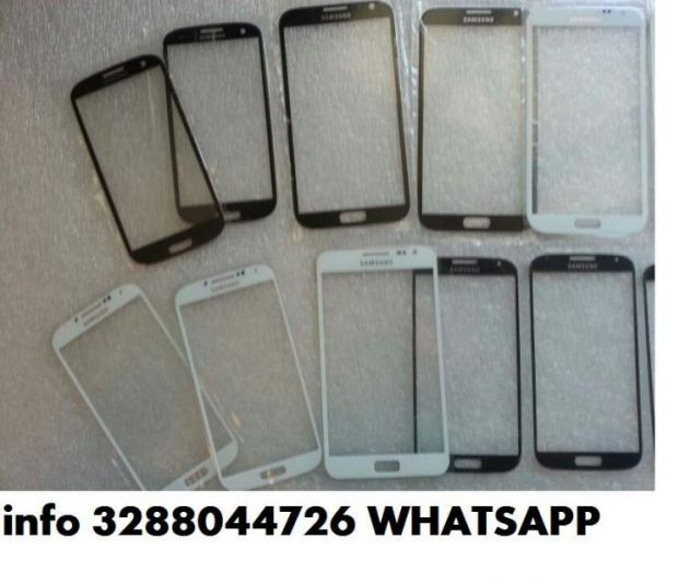 Vetro samsung S3 S4 S5 S6 J3 A1A3 note 2 3neo 4 5 iphone 4