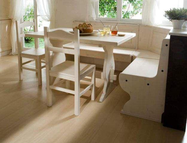 Giropanca tavolo e sedie color bianco nuovi annunci firenze - Tavolo da cucina usato ...