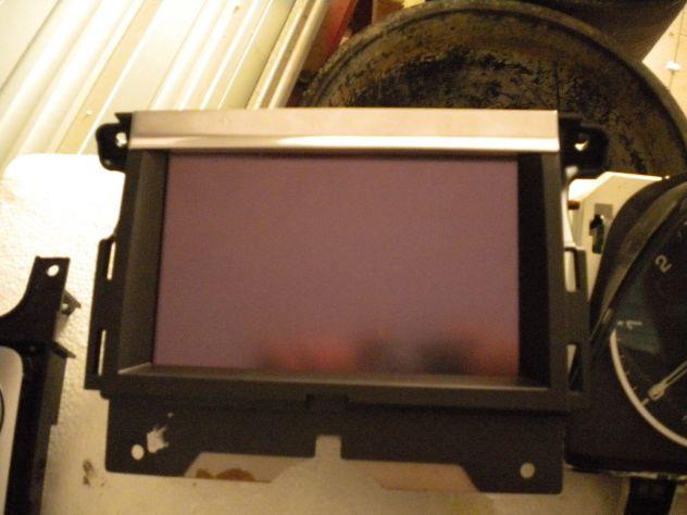 range rover 3000 sport del 2012 sistema di navigazione meridian - Foto 4