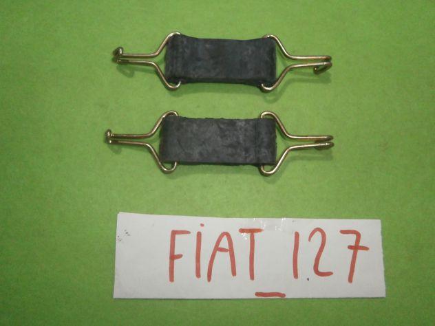 Tiranti sostegno marmitta centrale Fiat 127 1°s prima serie L C CL SPORT &q … - Foto 2