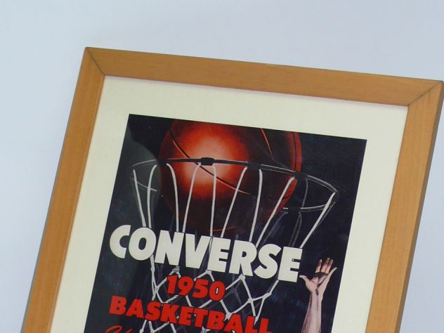Converse quadri vintage 1950 1956 1961 - Foto 8