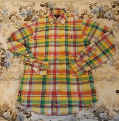 Polo by ralph lauren camicia quadri super