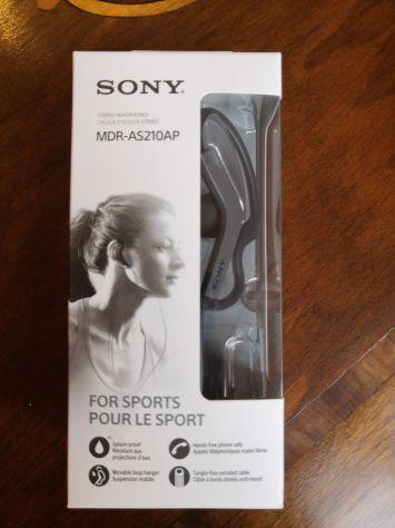 Auricolari sportivi Sony running