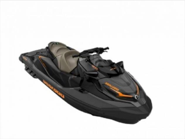 moto d'acquaSea Doo GTX STD 230 ECLIPSE BLACK
