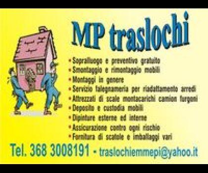MP TRASLOCHI - Foto INF