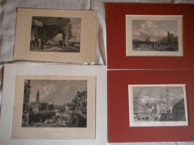 Venezia stampe antiche