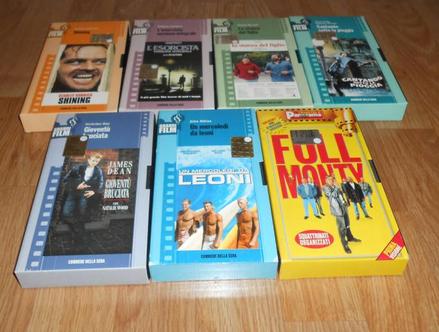 cassette VHS film da collezione - Foto 2