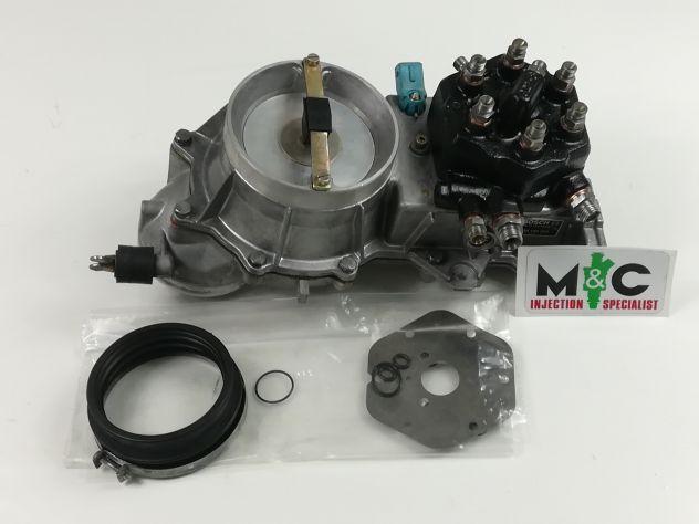 Revisiono e riparo iniezioni K e KE Jetronic Mercedes Benz 190/200/300 GE/450 ec