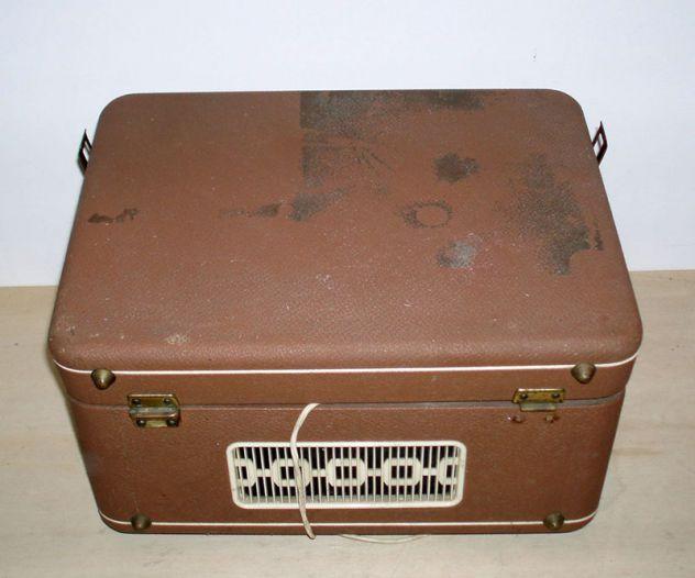 Magnetofono Registratore Valvolare Vintage - Foto 2