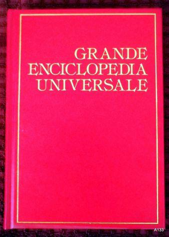 GRANDE ENCICLOPEDIA UNIVERSALE DIRETTA DA ARMANDO CURCIO.