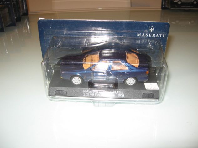 MASERATI QUATTROPORTE 3.2I V8 EVOLUZIONE ANNO 1998 NUOVO!!!!! - Foto 4