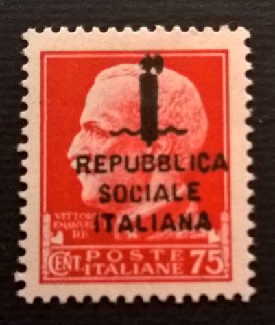 R79- FRANCOBOLLI ITALIA