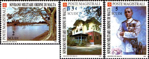Francobolli nuovi annata 1988 S.M.O.M. - Foto 4