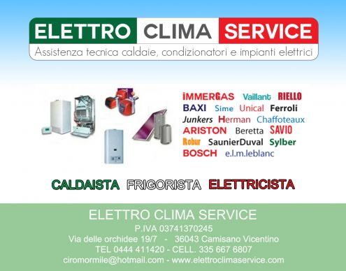 Pulizia caldaie a gas + verifica efficienza energetica multimarche