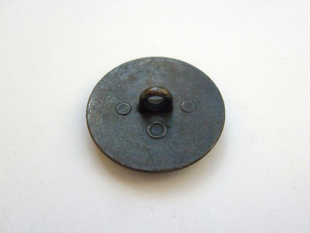 Bottone antico con stemma nobiliare - Foto 2