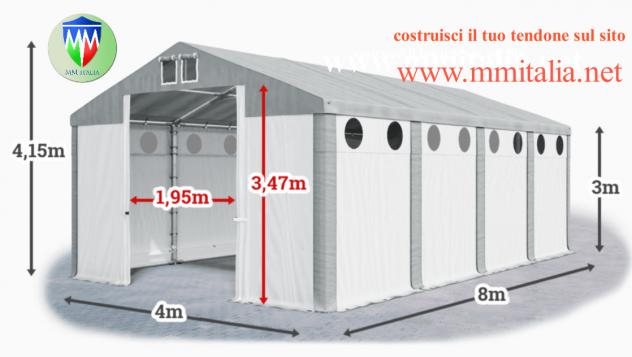 Coperture per protezione Camper Roulotte 4 x 8 prezzi eccezionali - Foto 7
