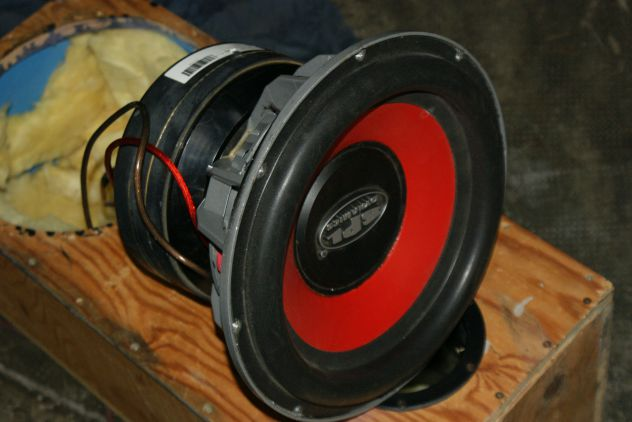 Subwoofer ,radio epoca