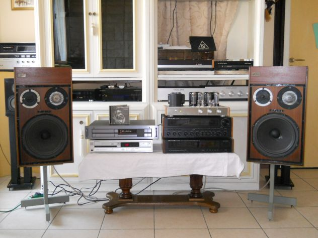 Diffusori,giradischi,Amplificatori,vinili,cd, ecc..