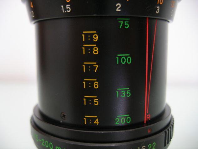YASHICA MC ZOOM MACRO 75-200 mm. f/4.5 - Y/C - Foto 5