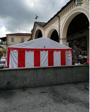 Tendoni per Feste, Eventi, Bar , Ristoranti, su misura, costruiti da té by MM - Foto 2