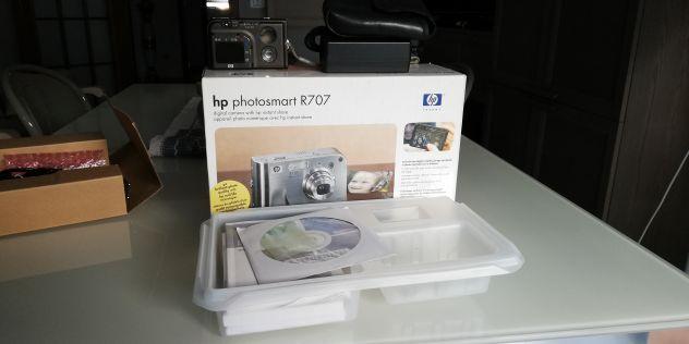 Fotocamera Digitale HP PHOTOSMART R707 - Foto 4