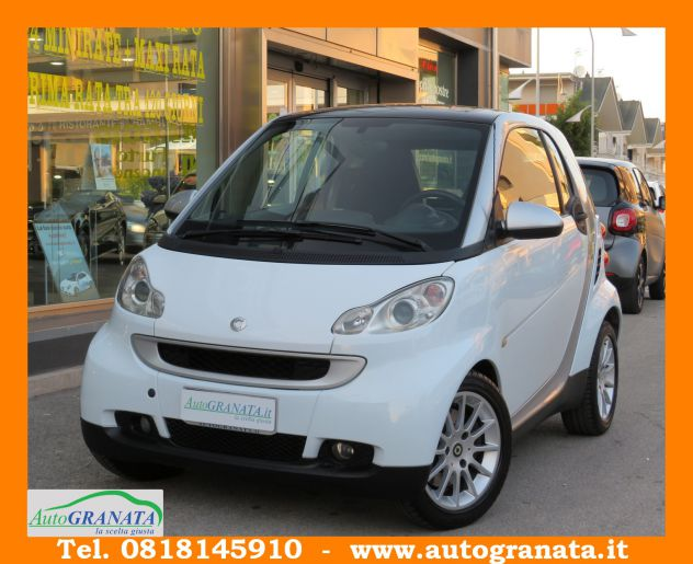 Smart ForTwo 1.0 MHD PASSION 71CV S&S+TETTO PANORAM.