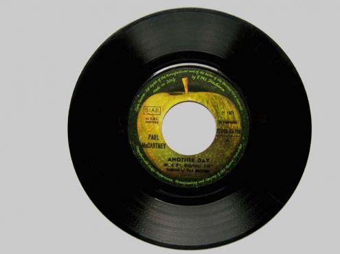 45 giri del 1974-Paul Mc Cartney-Another day - Foto 2