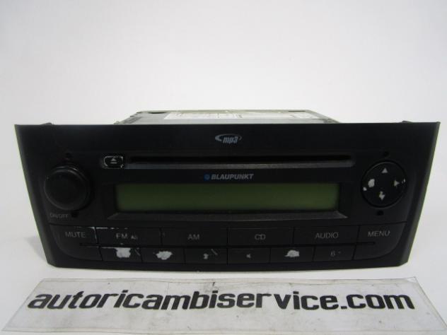 7354295570 AUTORADIO BLAUPUNKT MP3 (NON FORNIAMO CODICE AUTORADIO, SOLO TEL …