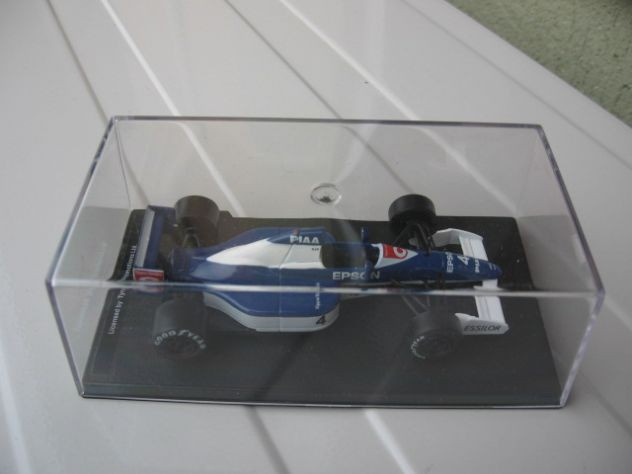 TYRRELL 019 ANNO 1990 NUOVO!!! IN SCALA 1:43