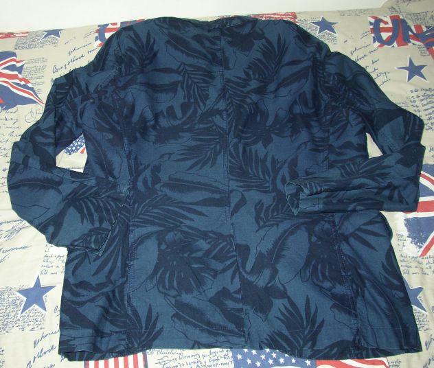 Montedoro giacca cotone blu - Foto 2