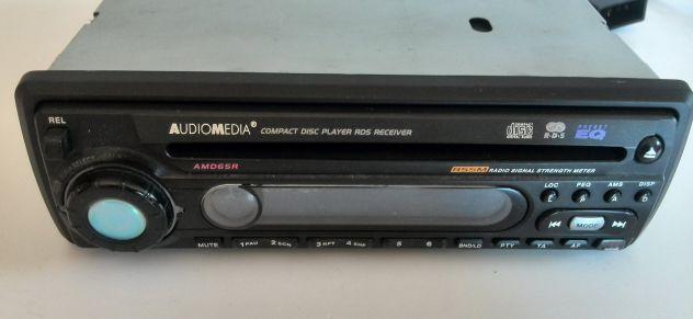 Autoradio AudioMedia AMD 65R