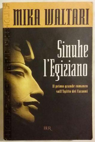 Sinuhe l'egiziano di Mika Waltari Editore: Bur 2006 nuovo