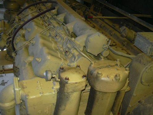 motore marino CAT - Foto 2