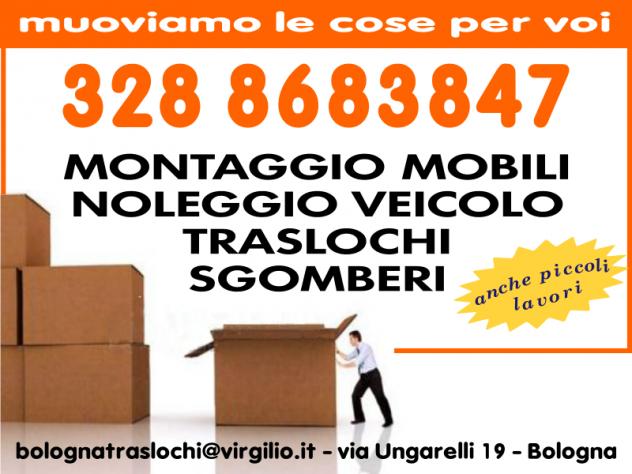 Professionalmente economici: TRASLOCHI - SGOMBERI - MONTAGGIO ARREDI - Foto 2