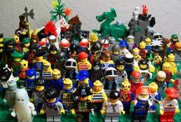 Lego a kg