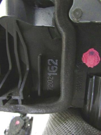 7202162 CHIUSURA SERRATURA PORTA ANTERIORE DESTRA BMW 635D E63 3.0 210KW 3P … - Foto 3